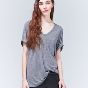 Wilfred Free V-Neck T-Shirt With Pocket